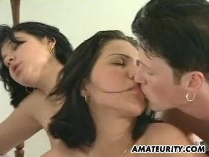 Сексуальная оргия в общаге