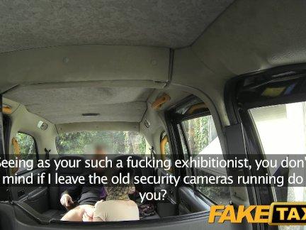 Поддельные такси авантюрный американец любит его грязные