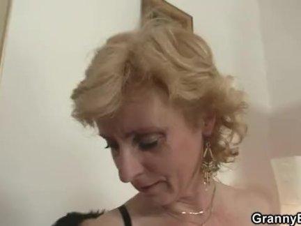 Свежий член для горячая зрелая женщина
