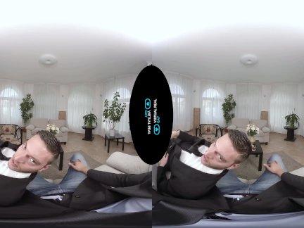 Виртуалреалгай-безумный секс