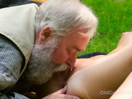 Красивое утро начинается с красивых оргазмов