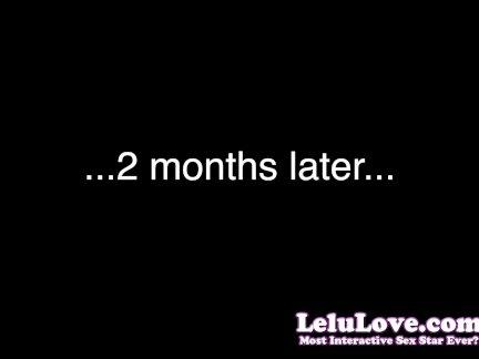 * лелу * от пропитки до месяцев беременности