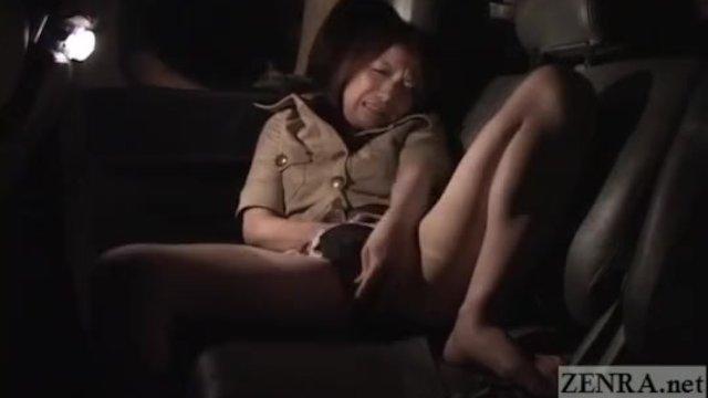 Japanese AV masturbates for ghosts Subtitled