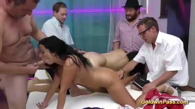 extreme wild german groupsex orgy
