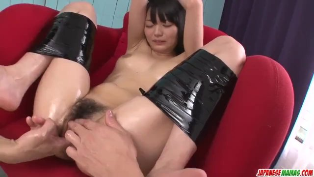 Konoha screams of passion with plenty of inches - More at Japanesemamas com