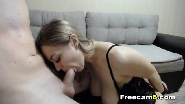 Big Tits Babe Enjoys her Partners Cock