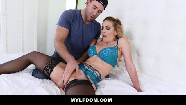 MYLFDom - Horny Step Son Fucks Cheatine Mom