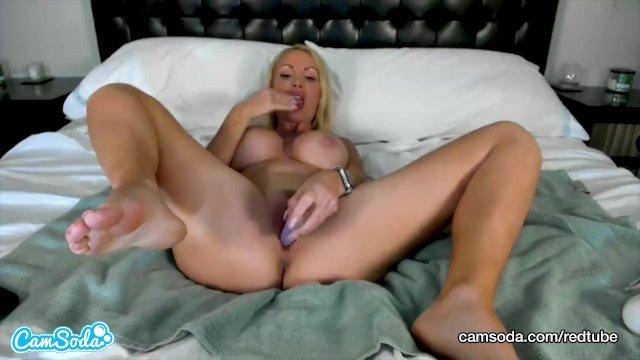 Camsoda - Nikki Benz Big Tit MILF Masturbation