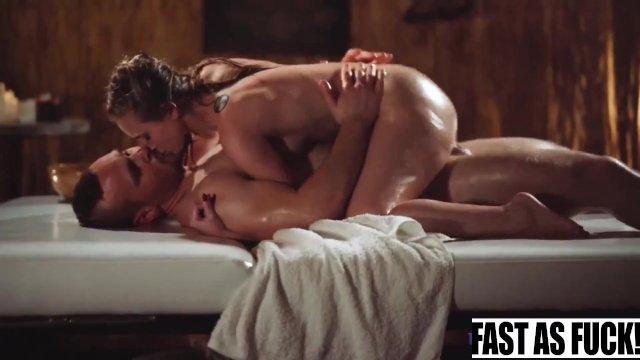 Massage Room Hot Magical Sex  Massage Girl Sex with MEN Clint