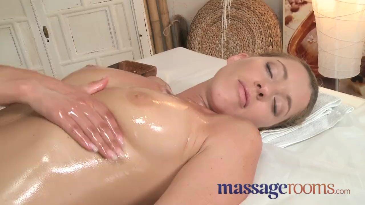 Massage Room Lesbian Cum