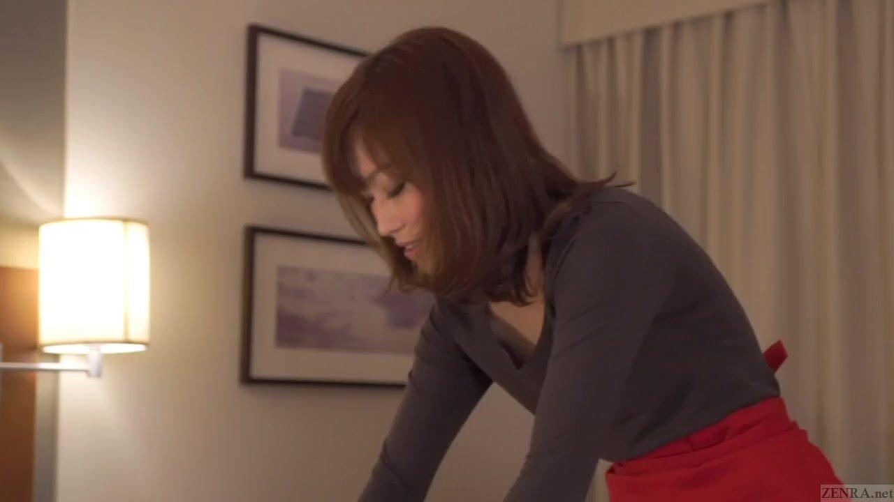 Subtitles CFNM Japanese hotel milf massage handjob - RedTube->