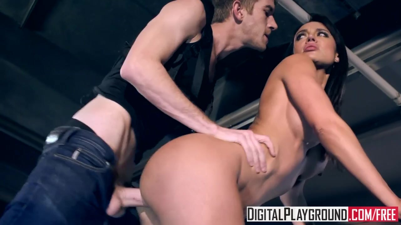 Bibi Jones Digital Playground