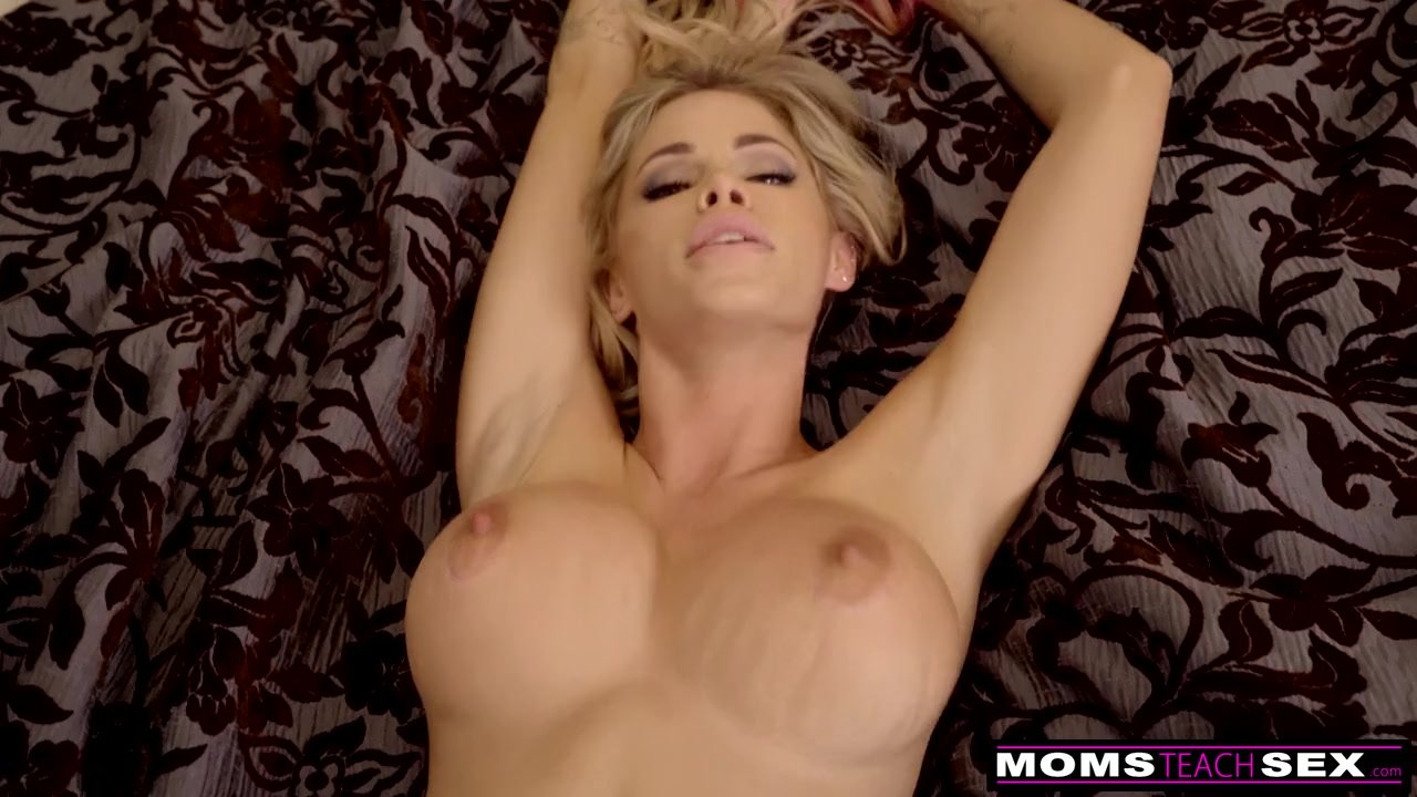 Step Mom Gives Blow Job