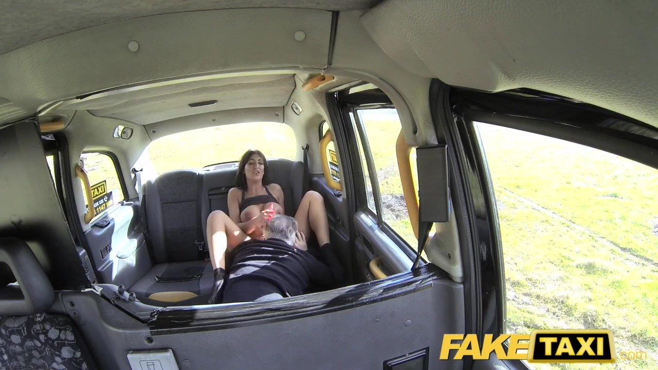 Fake Taxi Lesbian Threesome