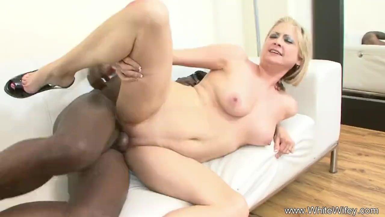 Bbc Nails Blonde Wifey Redtube