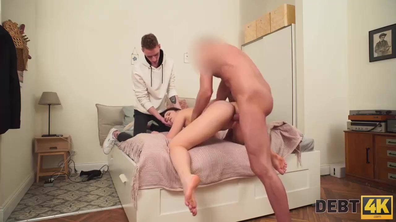 Wife sex for debt porn