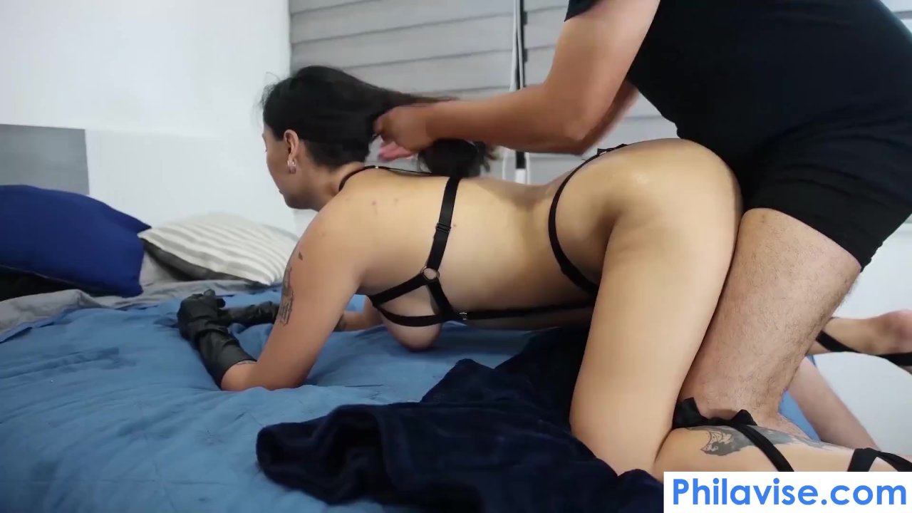 PHILAVISE-Make-up sex turns into accidental creampie