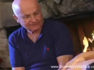 Wife fucking another guy