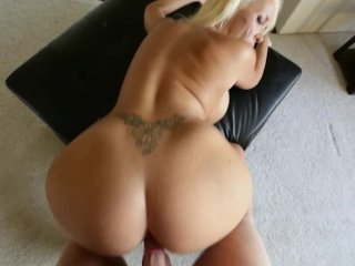 Summer Brielle is the HOTTEST blonde in town