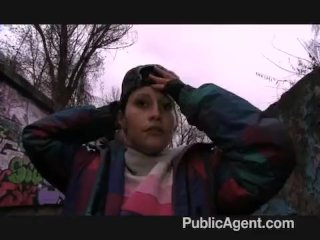 PublicAgent – Yana the street dancer fucks
