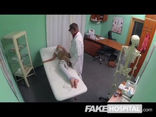 Fake Hospital – Patient returns craving cock