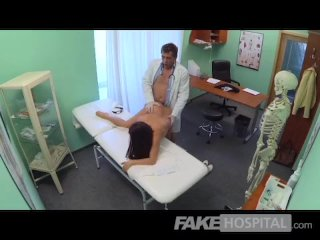 FakeHospital – Doctors cock and nurses tongue