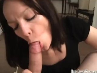 Housewife Camilla Gets Some Strange Cock