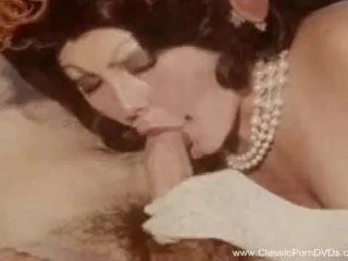Vintage Old Timey Blowjob Is Fun