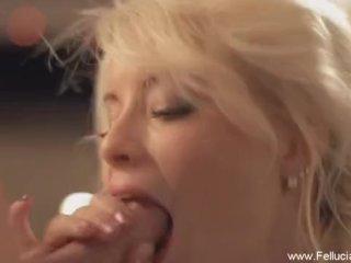 CFNM Blowjob From Sexy MILF