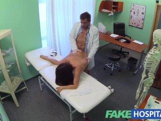 FakeHospital – Dirty doctor and naughty nurse