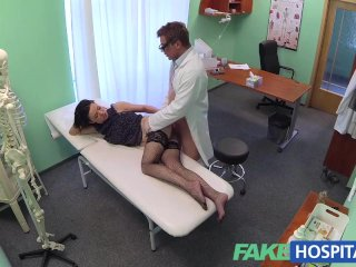 FakeHospital – Tattooed Russian offers pussy