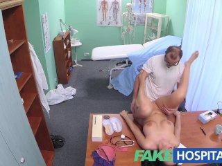 FakeHospital Patient seduces doctor
