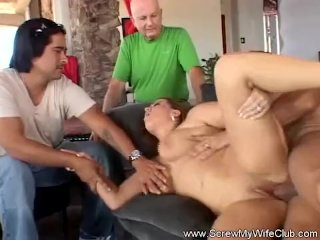Amateur Couple Try Something New