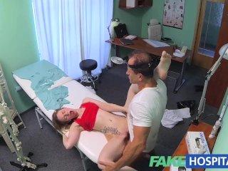 FakeHospital Sexy slim blonde wants a job