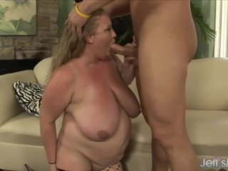 Cock hungry BBW Sienna Hills gets her pussy r
