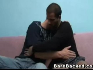 Sex of Two Gay Barebacked