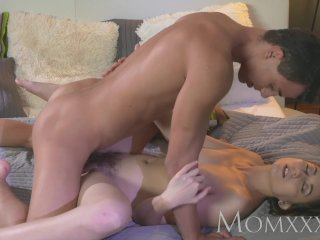 MOM Older woman loves her toy boys hard cock