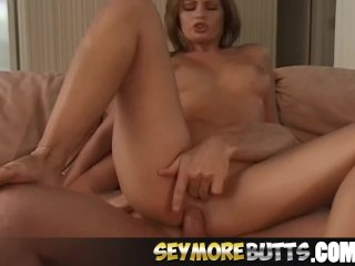 Nikki Anderson Rides A Cock In Her Ass