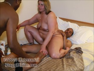 BBW Cowgirl and Reverse Cowgirl DP
