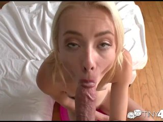 Tiny4K – Maddy Rose bounces on a cock