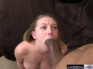 Brooke Wylde hardcore interracial black fuck