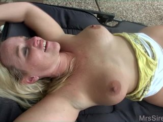 Fucked by the Pool