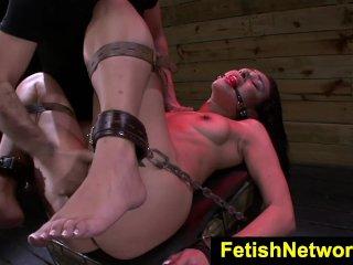FetishNetwork Ava Kelly pussy torment