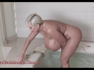Claudia Marie Hired And Fucked By A Black Man