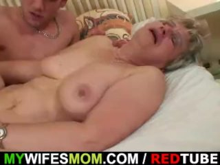 Wife becomes furious when finds him fucking her step-mom