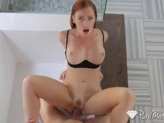 PureMature – Sexy milf Dani Jensen wet red haired pussy fucked