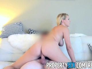 PropertySex – Polish beauty fucks landlord
