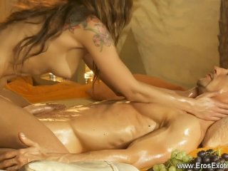 Happiness Is A Sexy Massage
