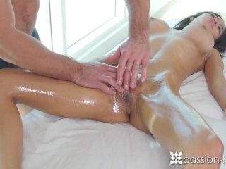 Passion-HD – Busty Shay Evans sucks and fucks