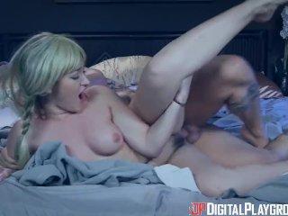 Dani Daniels Seduces Her Mature Master